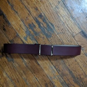Bcbgmaxaria size small belt